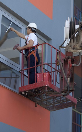 Bazas entreprise nettoyage de vitres